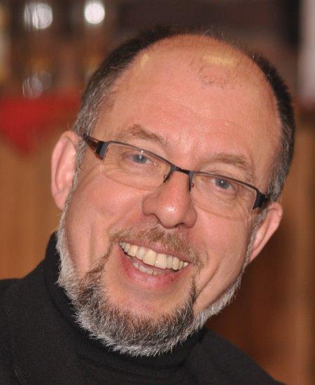 Pfarrer Stephan Wolff